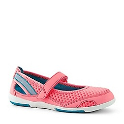 Lands' End - Pink Water Shoes