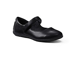 Lands' End - Black mary jane shoes