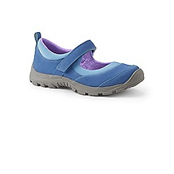 Lands' End - Blue everyday mary jane shoes