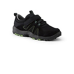 Lands' End - Black trekker shoes