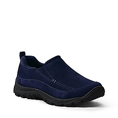 Lands' End - Blue everyday slip-on shoes
