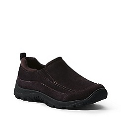 Lands' End - Brown everyday slip-on shoes