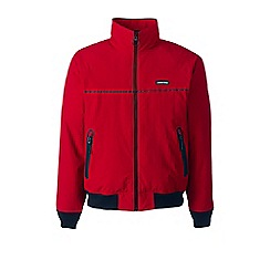 Lands' End - Red tall squall jacket