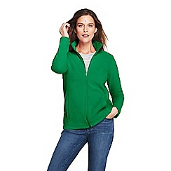 Lands' End - Green plus fleece jacket