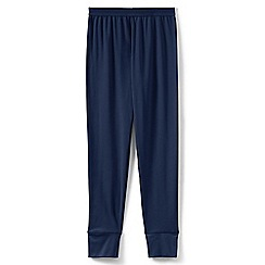 Lands' End - Blue boys' thermaskin thermal long johns