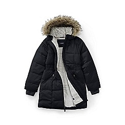 0c6d4e5eaa1d Girls - black - Lands  End - Coats   jackets - Kids