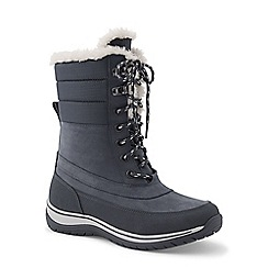 Lands' End - Grey expedition snow boots