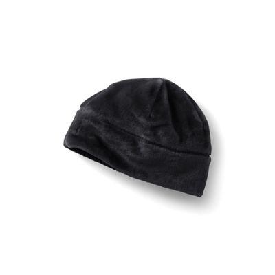 7baf1d1170f Lands  End - Black girls  softest fleece beanie hat