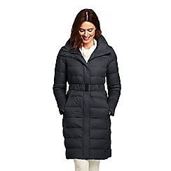 b7ac2a2fa31 black - Padded   quilted - Lands  End - Coats   jackets - Women ...