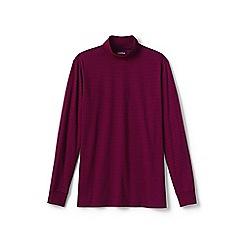 Lands' End - Multi striped super t-shirt polo neck top