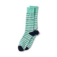 Lands' End - Multi Patterned Socks