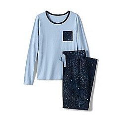 Lands' End - Multi petite patterned pyjama set