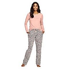 Lands' End - Multi petite printed pyjama set