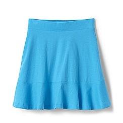 Lands' End - Blue Toddler Girls' Drop Waist Pure cotton Skort