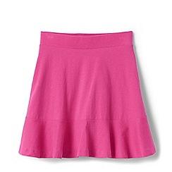 Lands' End - Pink Toddler Girls' Drop Waist Pure cotton Skort