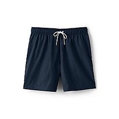 Lands' End - Blue 6-Inch Swim Shorts