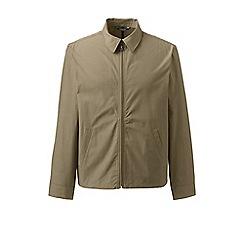 Lands' End - Beige Harrington Jacket