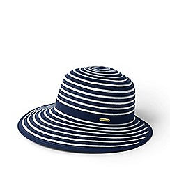 Lands  End - Blue Sun Hat 8715f05b14ef