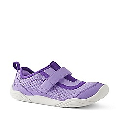 Lands' End - Purple Kids' Water Shoes