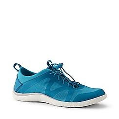 Lands' End - Blue Water Shoes