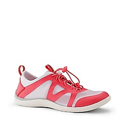 Lands' End - White Water Shoes