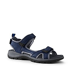 Lands' End - Blue Everyday Open Sandals