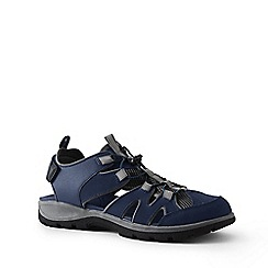 Lands' End - Navy Walking Sandals