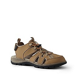 Lands' End - Brown Walking Sandals