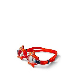 Lands' End - White Kids' Critter Goggles