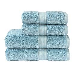Christy - Soft Chambray 'Renaissance04' Bath towel