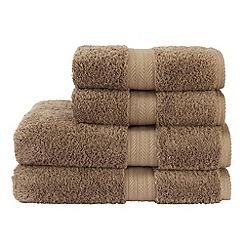 Christy - Mink 'Renaissance04' Bath towel