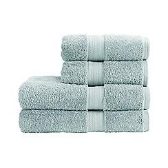 Christy - Eggshell 'Renaissance04' Bath towel