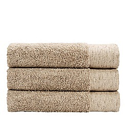 Christy - Linen 'Pimlico' 630gsm linen cotton mix towel