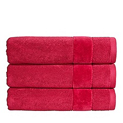 Christy - Very Berry ' Prism' towels