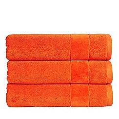 Christy - Prism orangeade towels