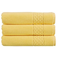 Christy - Buttercup 'Serenity towel