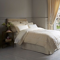 Christy - Gold 'Palace' duvet cover