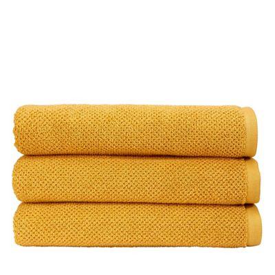 Christy Saffron \'Brixton\' towel   Debenhams