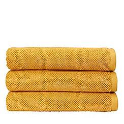 Christy - Saffron 'Brixton' towel