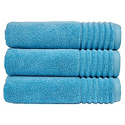 Christy - Blue 'Adelaide' Towels