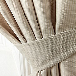 Christy - Gold 'Classic Twill' curtains