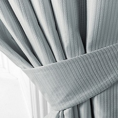 Christy - Duckegg 'Classic Twill' curtains