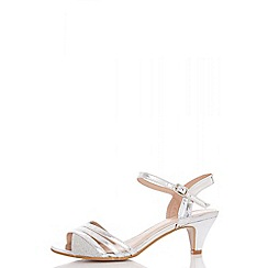 49465ffd8e6 Kitten heel - Ankle strap sandals - Quiz - Women