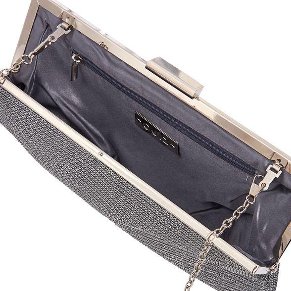 shimmer Quiz Silver Silver Quiz bag Silver bag shimmer Quiz purse purse shimmer qSFnI80Ow