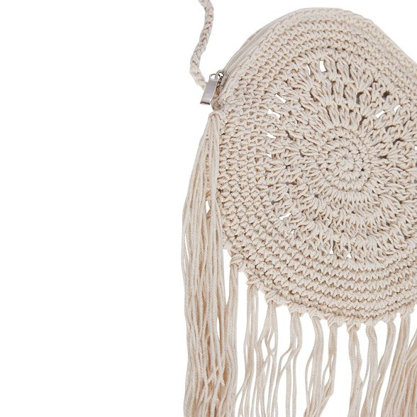 crochet bag crochet tassel Cream crochet Quiz Cream Cream Quiz tassel tassel bag Quiz If0RgI
