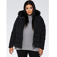 3f97d99f6 black - size 26 - Padded & quilted - Coats & jackets - Women | Debenhams