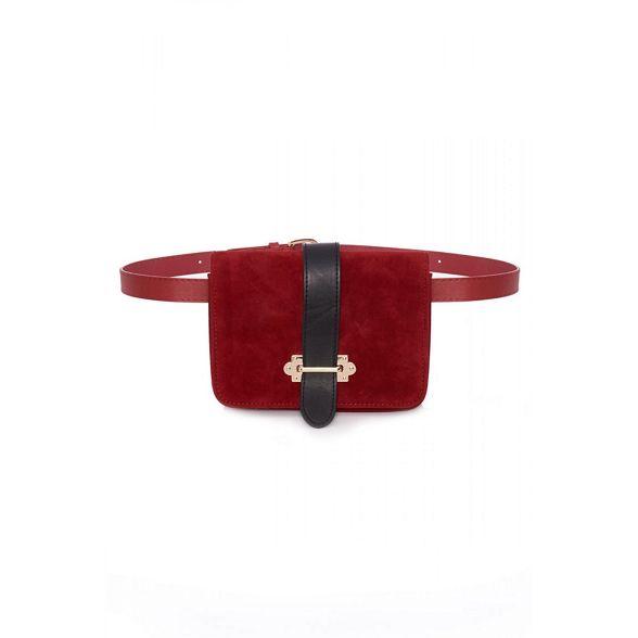 Red bag buckle belt Quiz buckle Quiz Red bag Red Quiz belt tRpRrq