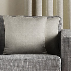 Montgomery - Stone 'Addo' cushion cover