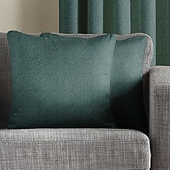 Montgomery - Teal 'Addo' cushion cover