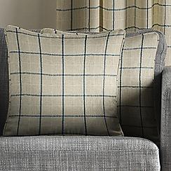Montgomery - Navy 'Burchill' cushion covers